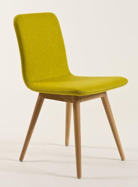Stuhl Filz Gelb 1 G6 Stuhle Bettwasche Und Hocker