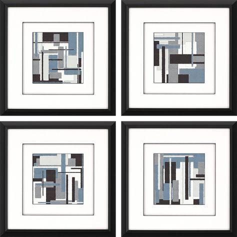 96 Abstract Wall Art Ideas