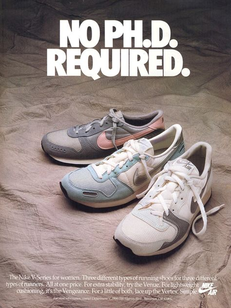 Nike Air Solo Flight 1989 1990 | Radiodiffusion Télévision