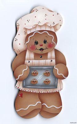 Ginger baker magnet