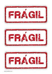 Etiquetas De Frágil Ideal Para Envíos Por Correos Correspondencia Paquetería Etiquetas Para Imprimir Etiquetas Imprimibles Etiquetas Imprimibles Gratis