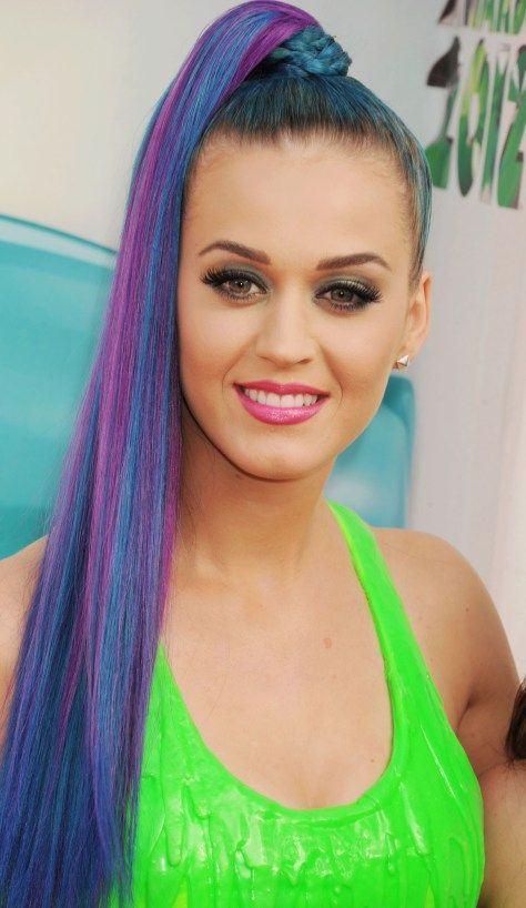 Hottest Style Diva Katy Perry Hairstyles For 2018 Styles Art Katy Perry Hair Katy Perry Hair Color Katy Perry Purple Hair