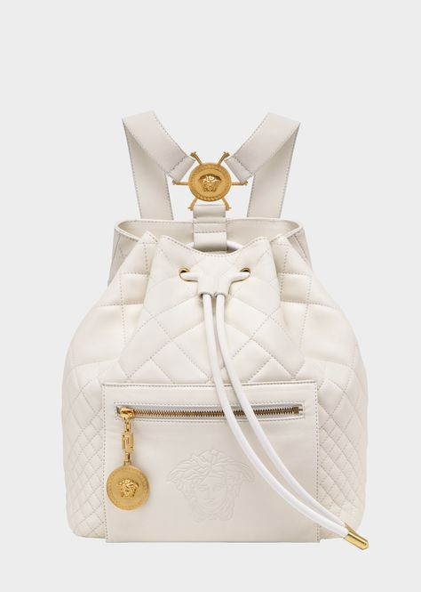 58dbd304a70f Medusa Quilted Backpack for Women | US Online Store