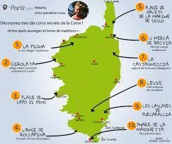Resultat De Recherche D Images Pour Carte De Corse Reizen