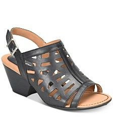 Clarks Collection Women's Valarie Kerry Sandals, Created for