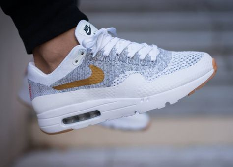 Nike ID Air Max 1 Ultra Flyknit (by Aurél Seive) Design your