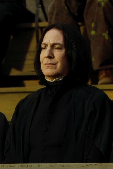 Severus calls on Newt when he seems to not be paying attention only to find out Newt is paying attention just not looking at Severus as he gives lectures