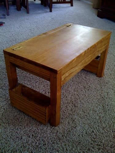 Ana White | Build A Scrap Lap Desk | Free And Easy DIY Project And  Furniture Plans | Reclaimed Wood Tutorials | Pinterest | Lap Desk,  Furniture Plans And ...