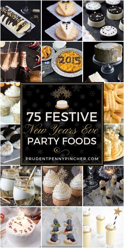 List Of Pinterest New Years Eve Food Party Appetizers Rings Pictures
