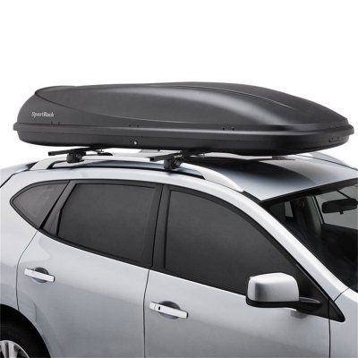 Cargo Box For Roof Rack In 2020 Roof Rack Boats For Sale Boat Trailer Parts