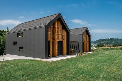 Galeria De Casa Xl Sono Arhitekti 11 Arquitectura De La Casa