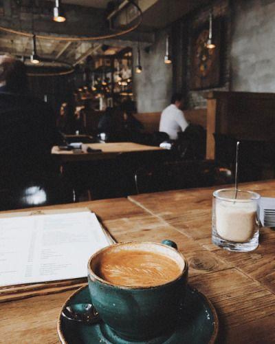 Pinterest: vivianevei || | Coffee addict, Coffee shop, Coffee shop aesthetic