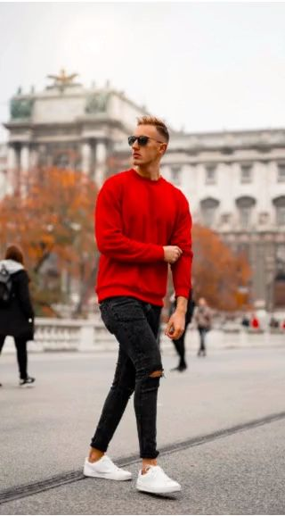 5 Casual Fall Outfits For Men