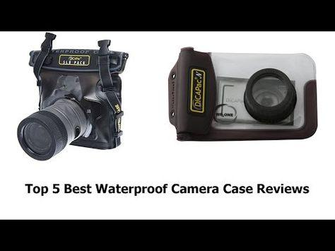 Top 5 Best Waterproof Camera Case Reviews 2016 Canon