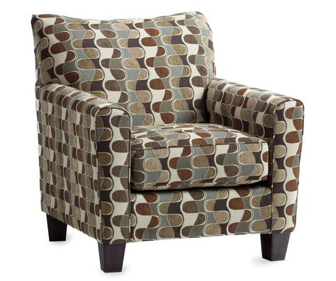 Groovy Hillspring Accent Chair At Big Lots Guest Room Ottoman Theyellowbook Wood Chair Design Ideas Theyellowbookinfo