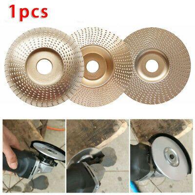 Carbide Wood Sanding Carving Shaping Disc For Angle Grinder Wheel 100mm Neu DE