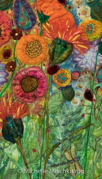 Textile Art Work Ideas