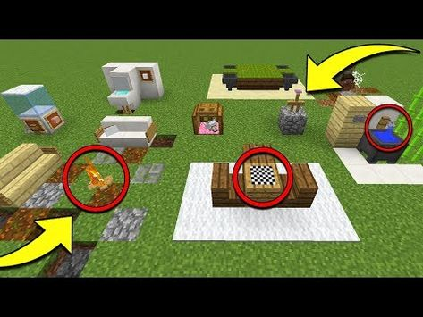 6 SECRET Things You Can Make in Minecraft! (Pocket Edition ... on minecraft gardening, minecraft enderman, minecraft yard designs, minecraft creeper, minecraft best sword, minecraft bedroom, minecraft exterior design, minecraft outdoor kitchen, minecraft house, minecraft home, minecraft furniture, minecraft garden, minecraft foutain, minecraft animal barn, minecraft cracked backyard, minecraft birthday, minecraft living room, minecraft bed recipe, minecraft castle, minecraft battle dome,
