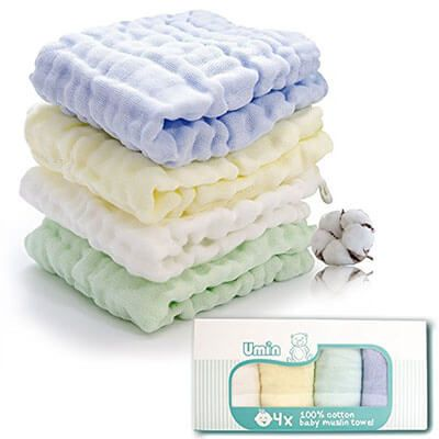 Top 10 Best Baby Towels In 2020 Reviews Amaperfect Baby Towel Baby Bath Towel Baby Bath