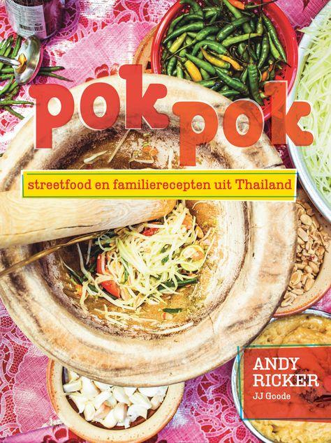 Kook met Andy Ricker mee en geniet van heerlijke, maar bovenal authentieke, Thaise gerechten. Van de perfecte khao (rijst) en yam (salades) tot en met mooie plaa (visgerechten) en kruidige Thaise naam phrik (sauzen). Leer de basis van de Thaise keuken kennen en trek je eigen bouillons, maak zelf rode of groene currypasta's en de authentieke pindasaus. Auteur: Andy Ricker | ISBN: 9789461431103 | 296 pagina's | Good Cook