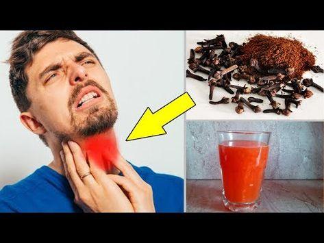 شراب صدم الأطباء ل علاج التهاب الحلق و الم الحنجرة والقضاء على الاحتقان الشديد Youtube Health
