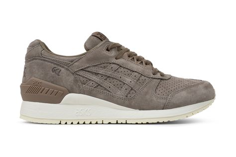 Asics Gel-Respector 'Japanese Garden Pack' Taupe Grey | Boots | Pinterest |  Asics, Taupe and Grey