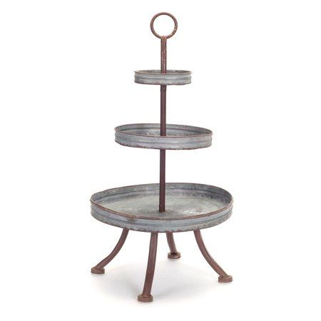 Home Tiered Tray Stand Three Tier Tray Tiered Stand