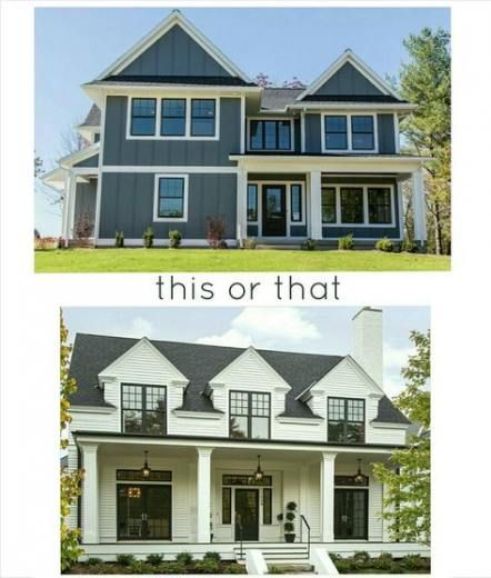 Best Exterior Paint Colors For House Colonial White Trim 19 Ideas House Exterior House Exterior Colonial Exterior Exterior Paint Colors For House