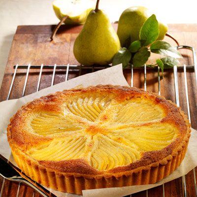 Découvrez la recette Tarte Bourdaloue sur cuisineactuelle.fr.