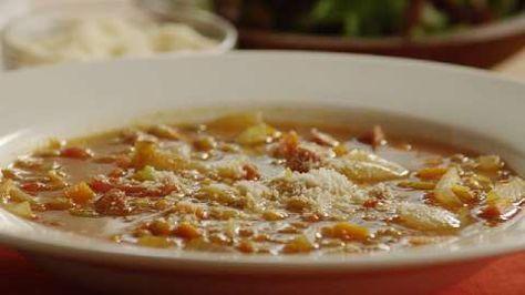 Paleo Chef John's Black Lentil Soup