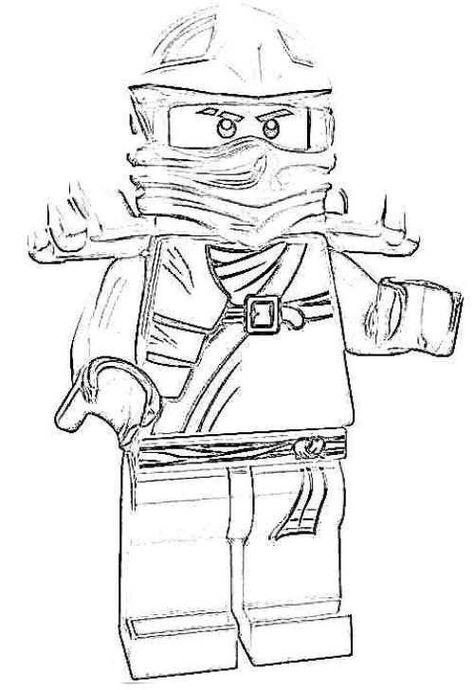 Ninjago Codes Lego Ninjago Desenhos Para Imprimir Pintar E