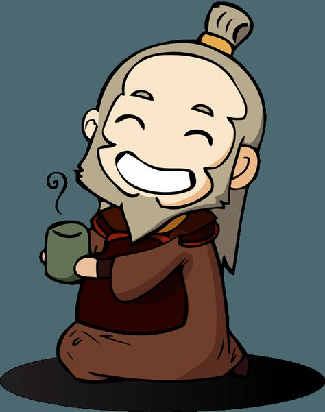 Uncle Iroh, a fictional character giving me real inspiration. | A Simple Lotus