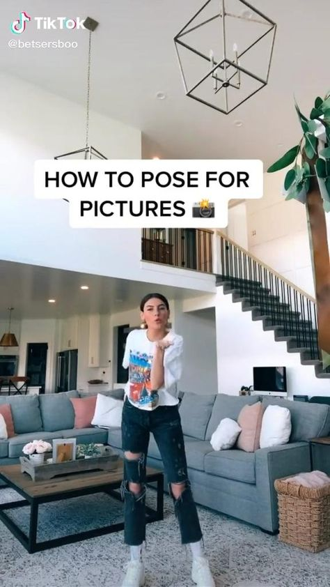 How to pose for pictures!!