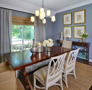 Seagrass Or Sisal On Your Stairs Can Be Problematic Here S A Great Option Designed Dining Room Design Dining Room Remodel Home Staging