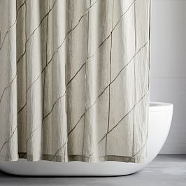 Pin On Fabric Shower Curtains