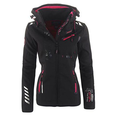Regen Damen Funktions Norway Softshell Geographical Outdoor uPXOkiZ