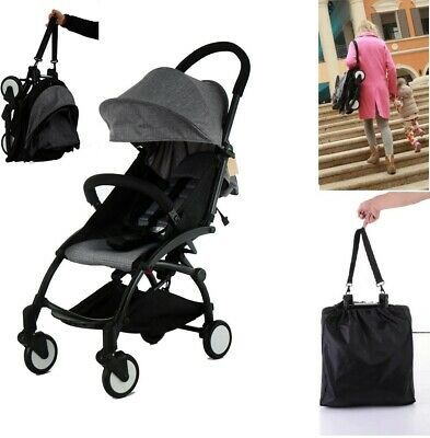 Travel Easy Lightweight Pram Buggy Travel Pushchair Stroller Carry Bag