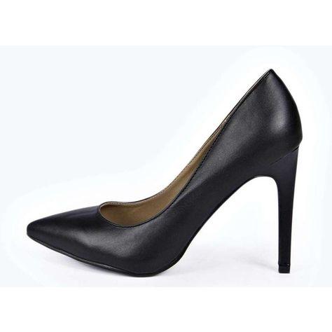 heels stilettos, Black high heel pumps