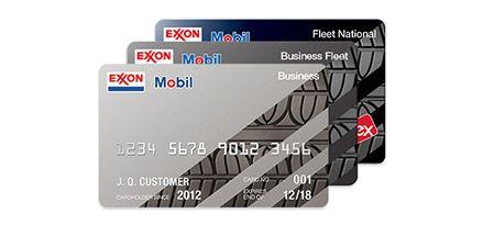 No Title Gas Rewards Expense Management Exxon
