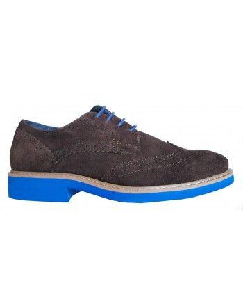Blucher Serraje Nueva Colección Zapatos Hombres Moda
