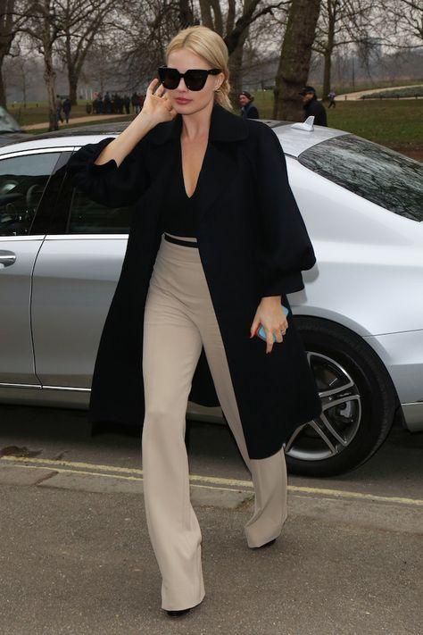 Margot Robbie's Got the London Look Sorted