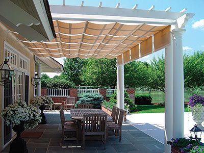 Shadetree Canopies Outdoor Rooms Pergola Patio Pergola