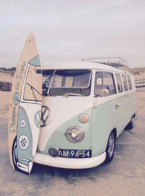 18 Classic Volkswagen Bus