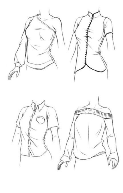 62 Trendy Drawing Clothes Anime Inspiration Drawing An Source By Nn6592 Clothes Anime In 2020 Drawing Clothes Manga Clothes Drawing Sketches