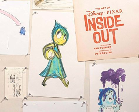 Book Review: The Art of Inside Out | Parka Blogs