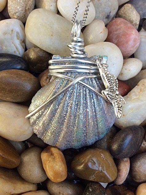 ✿ BEACH Bracciale ✿ PEBBLE con pietre e metallo