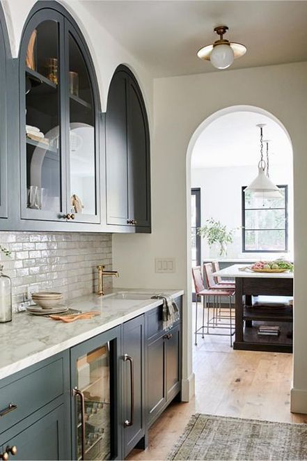 Design Trend Stay Ahead Of The Curve With Amazing Arches Home Kitchens Home House