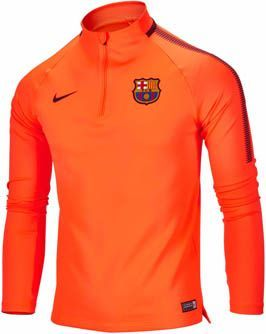 timeless design fcd12 5b9ab Kids Nike FC Barcelona Drill Top. Shop for it at www ...
