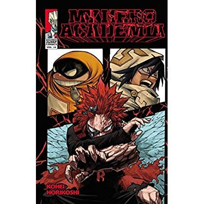 Read My Hero Academia Vol 16 Pdf Ebook Full Series In 2020 My Hero Academia Hero My Hero