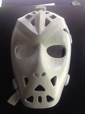 Advertisement Ebay Vintage Nhl Ice Hockey Mask Goalie Helmet Edmonton Oilers Dave Dryden Hockey Mask Edmonton Oilers Nhl